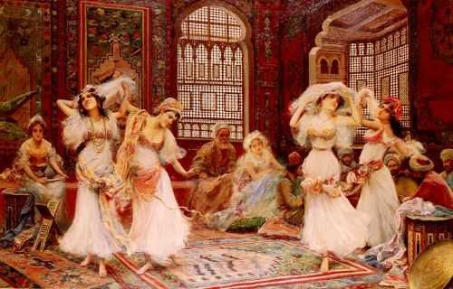 Ελληνίδες   Σουλτάνες  και η πανέμορφη Πόντια Γκιουλ –παχάρ (Γιώτας Ιωακειμίδου)