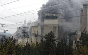Σύσκεψη με θέμα την πυρκαγιά της 9ης Νοεμβρίου 2014 στον Α.Η.Σ. Πτολεμαΐδας και τυχόν περιβαλλοντικές επιπτώσεις αυτής