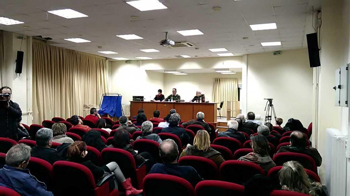 Ο Κος Κοσματόπουλος φέρνει τον δήμο Σερβίων ένα βήμα μπροστά...(Αλ. Γεωργιάδη)
