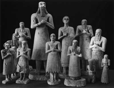 Στην εποχή των Σουμερίων