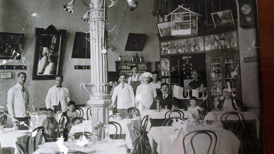 Κοζάνη, Μνήμες, Αναμνήσεις και Εικόνες ... από το πνεύμα και την ατμόσφαιρα των παλιών εστιατορίων της πόλης. Εθελοντική προετοιμασία εκδήλωσης Μνήμης