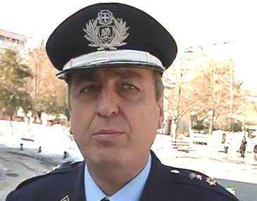 Νέος Αστυνομικός Διευθυντής ΠΕ Καστοριάς ο Κοζανίτης Ευθύμιος Αμαραντίδης
