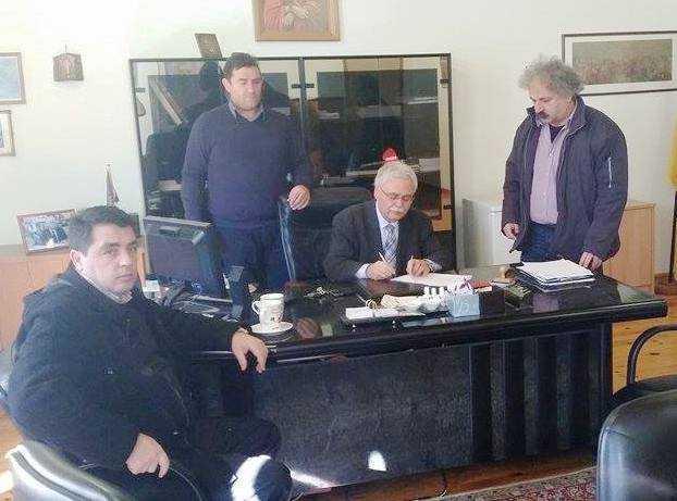Σχηματίσθηκε δικογραφία σε βάρος 51χρονου ημεδαπού για κλοπή που διαπράχθηκε στα Σέρβια Κοζάνης