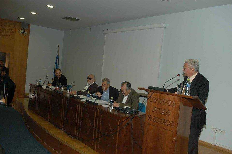 Συνάντηση Σταθάκη με τους βουλευτές ΣΥΡΙΖΑ Κοζάνης Μίμης Δημητριάδης και Ευγενία Ουζουνίδου για συνεταιριστικές τράπεζες