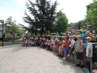 Διάσχιση όρους Μορίκι (διαδρομή Κλεισούρα - Βλάστη) από τον ΣΕΟ Κοζάνης