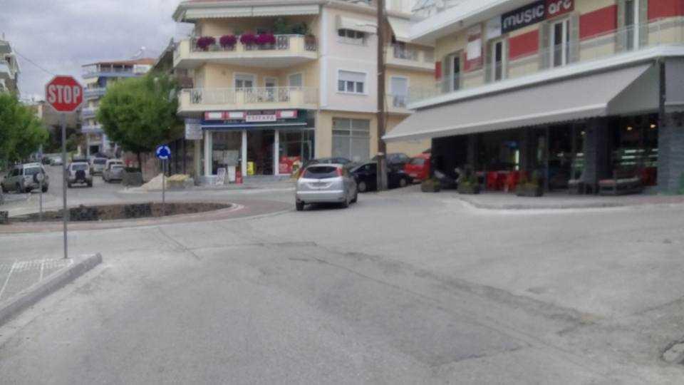 ΔΗΜΟΣ ΚΟΖΑΝΗΣ: Νέες κυκλοφοριακές ρυθμίσεις στους κυκλικούς κόμβους που ολοκληρώθηκαν σε οδούς της πόλης