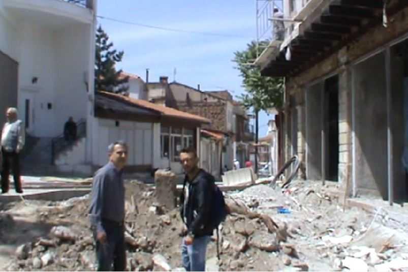 Σε πλήρη εξέλιξη η εκτέλεση πέντε έργων στα Σέρβια