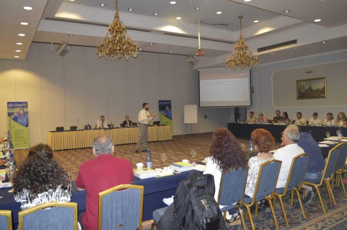 Επιτυχές συνέδριο καταστημάτων GLASSFIT στην Θεσσαλονίκη