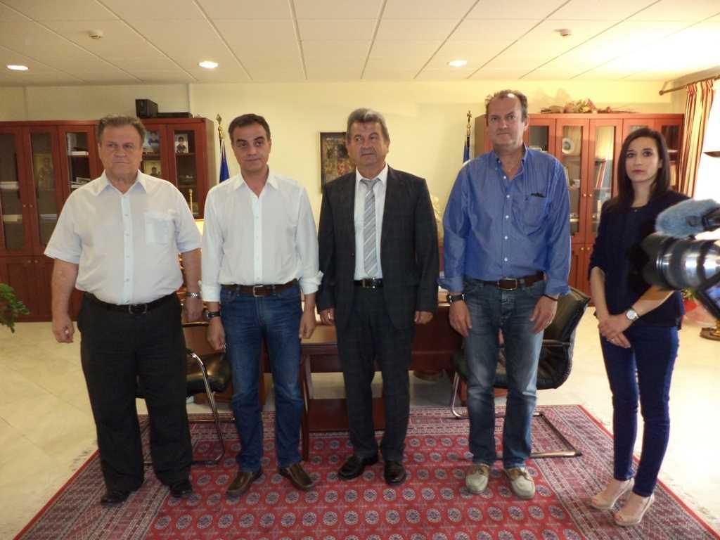 Βράβευση αγροτικού συνεταιρισμού Ιμέρων απο  την Περιφέρεια Δυτικής Μακεδονίας