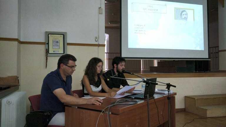 """Ακόμη μία επιτυχημένη εκδήλωση από τον διαδικτυακό τόπο www.siatistanews.gr  με θέμα: """"Συνάντηση με την Ιστορία στους δρόμους της Σιάτιστας"""""""
