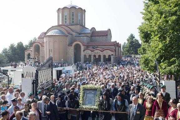 Παναγία Σουμελά: Τα 100 χρόνια από την Γενοκτονία των Ελλήνων του Πόντου στο επίκεντρο του φετινού εορτασμού