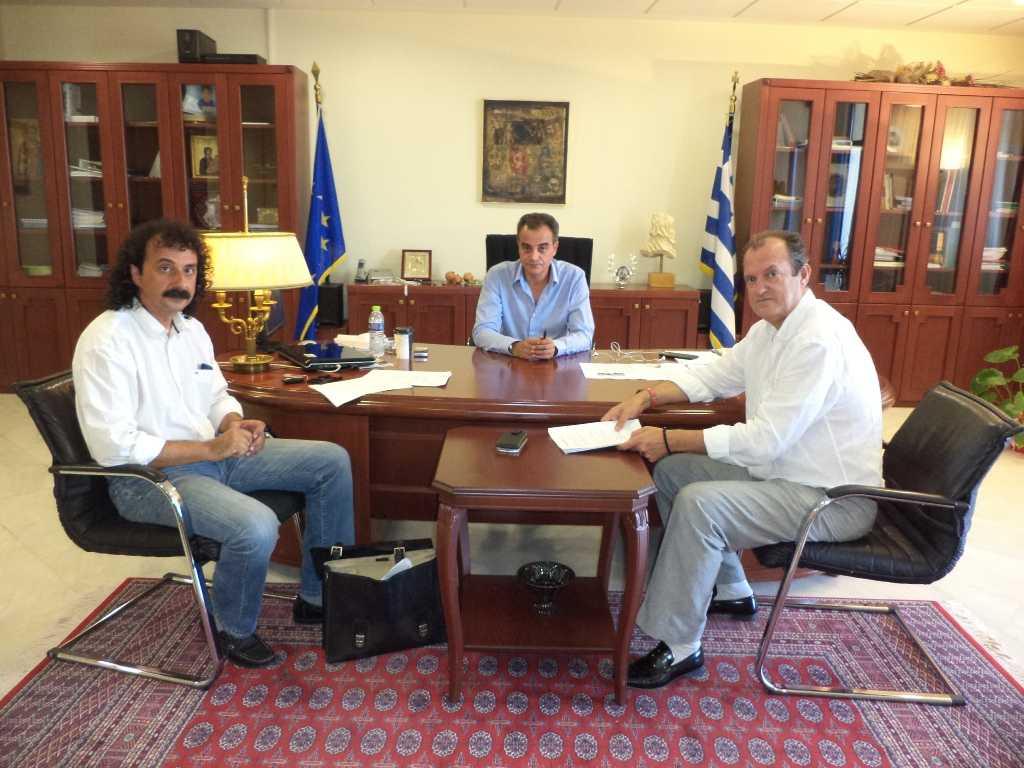 Με στόχο την προστιθέμενη αξία στα τοπικά προϊόντα  η Περιφέρεια Δυτικής Μακεδονίας προχώρησε σε σύμβαση για τη δημιουργία αγροτοδιατροφικής σύμπραξης