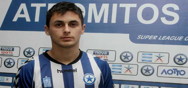 Με 3,5ετές συμβόλαιο ο συντοπίτης  μας παίκτης του Ατρόμητου ο Κυριάκος Κιβρακίδης από την Ακρινή Ελλησπόντου Κοζάνης