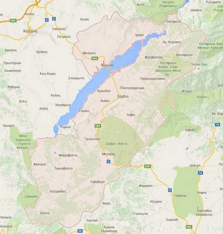 Επικυρώθηκε και επίσημα η (ανισο)κατανομή του Τοπικού Πόρου στο Δήμο Σερβίων-Βελβεντού - Από την ένταξη έργων ποσού 2.337.405 €, τα 322.058 € (13,78%) αφορούν τον ορεινό όγκο Καμβουνίων-Λιβαδερού