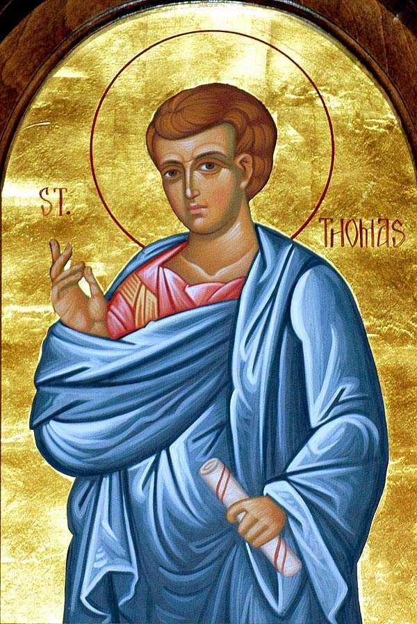 Ιερή (πρώτη) πανήγυρη Εξωκλησίου Αγίου Θωμά Βελβεντού  5 και 6 Οκτωβρίου 2015