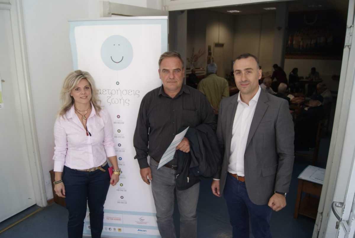 Δωρεάν ιατρικές εξετάσεις από τις «Μετρήσεις Ζωής» στο Δήμο Κοζάνης