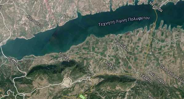ΟΧΙ στην κατασκευή νέου παραλίμνιου περιφερειακού δρόμου στη Λίμνη Πολυφύτου, από το Δημοτικό Συμβούλιο Σερβίων-Βελβεντού – Ποια πρόταση εγκρίθηκε