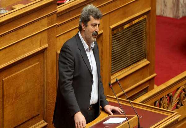 """""""Μεγάλη θεσμική επανάσταση"""" στο σύστημα Υγείας προανήγγειλε ο Π. Πολάκης"""