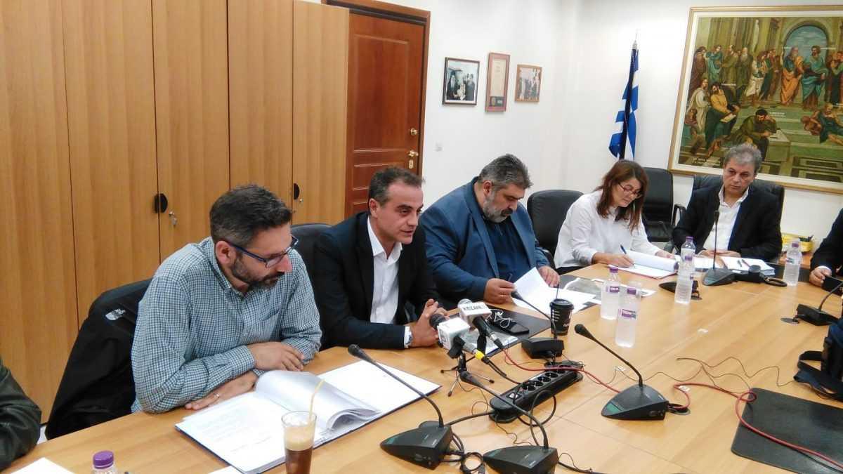 Επιταχύνονται οι διαδικασίες για τη διανομή οικοπέδων στους δικαιούχους στη νέα θέση μετεγκατάστασης Ποντοκώμης