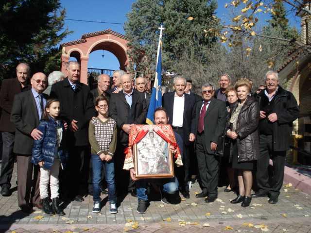 Τον προστάτη τους Αρχάγγελο Μιχαήλ τίμησαν οι κρεοπώλες της Κοζάνης