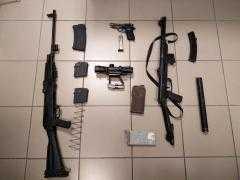 Σύλληψη 47χρονου ημεδαπού σε περιοχή της Κοζάνης για παραβάσεις του νόμου περί όπλων