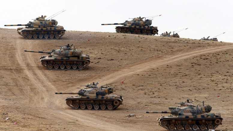 ΠΟΙΟΙ ΗΘΕΛΑΝ ΝΑ ΔΙΑΛΥΘΕΙ Η ΣΥΡΙΑ. Πως η Αγκυρα εξέθρεψε την ισλαμική τρομοκρατία