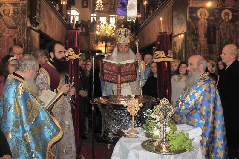 ΘΕΟΦΑΝΕΙΑ 2016 – Μέγας Αγιασμός των Υδάτων στην Κοζάνη