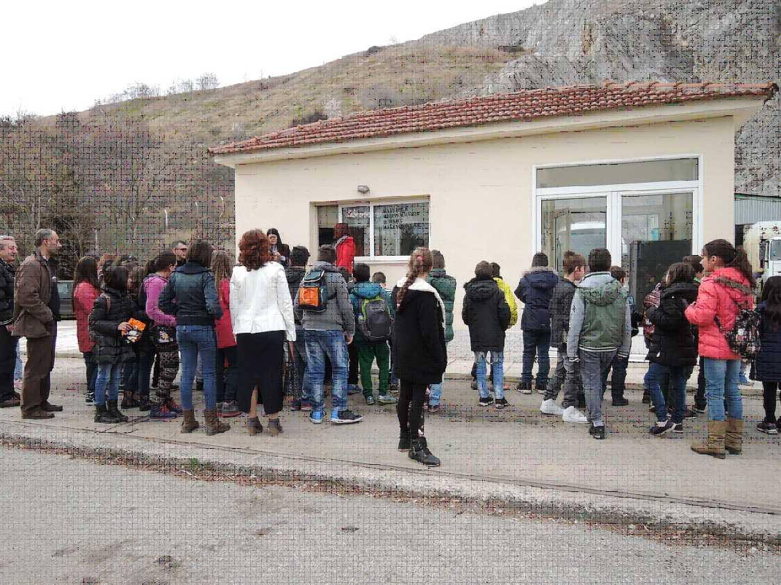 Πρόγραμμα ενημέρωσης μαθητών για την ανακύκλωση από τη ΔΙΑΔΥΜΑ