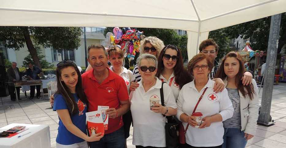 ΣΕΑ Κοζάνης: Χτίζουμε «Γέφυρα Ζωής» με τον Ελληνικό Ερυθρό Σταυρό Κιλκίς