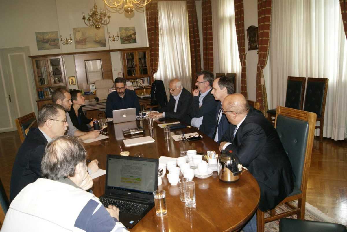 Επίσκεψη Σκα Κέλλερ στο Δήμο Κοζάνης