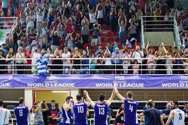 Διεθνής Φιλικός Αγώνας Χειροσφαίρισης (Χάντμπολ), μεταξύ των Εθνικών Ομάδων Παίδων Ελλάδας και Σερβίας, την Πέμπτη 25-10-2018, στις 11:00 π.μ., στο Κλειστό Γυμναστήριο Λευκόβρυσης.