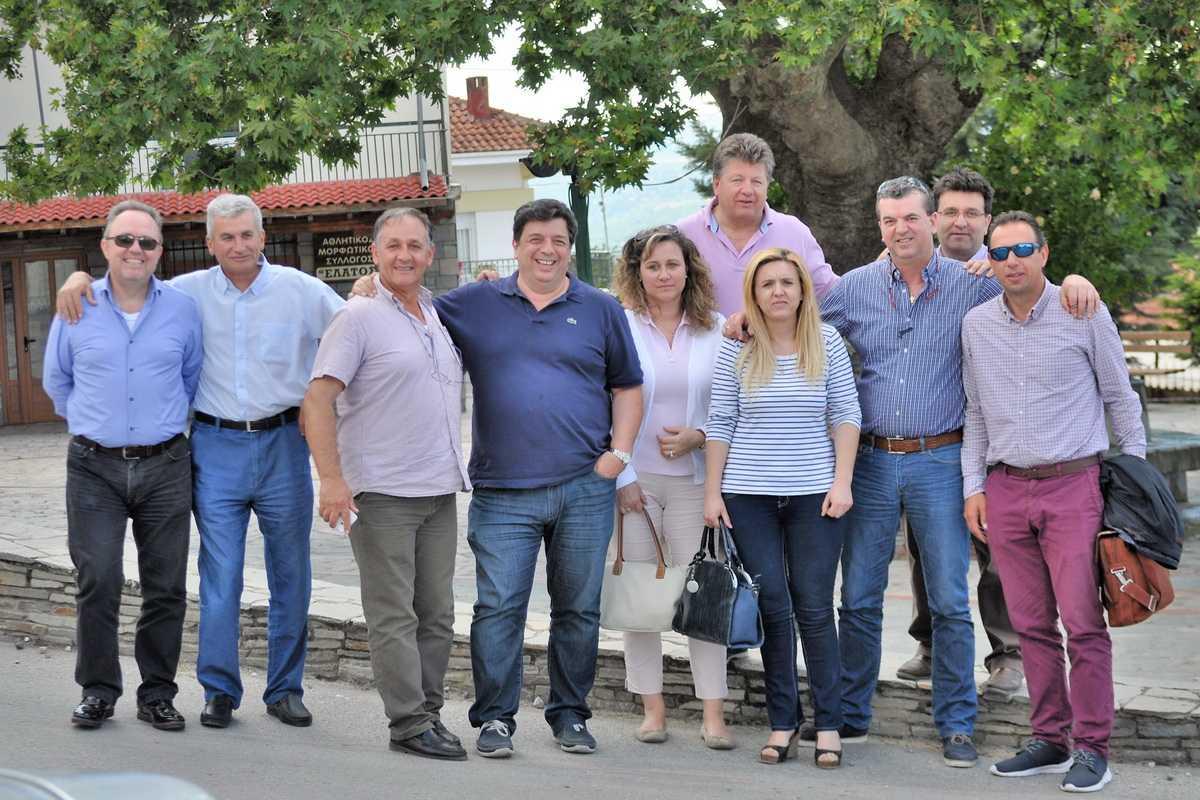Π. Πλακεντάς: «Τιμή για την Περιφέρεια Δυτικής Μακεδονίας η φιλοξενία του World League»