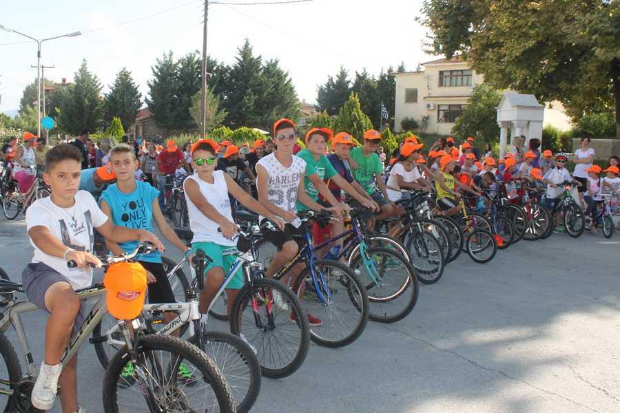 Ρεκόρ συμμετοχών στην 9η ποδηλατοδιαδρομή στο Τρανόβαλτο (ΒΙΝΤΕΟ 12' – ΦΩΤΟ)