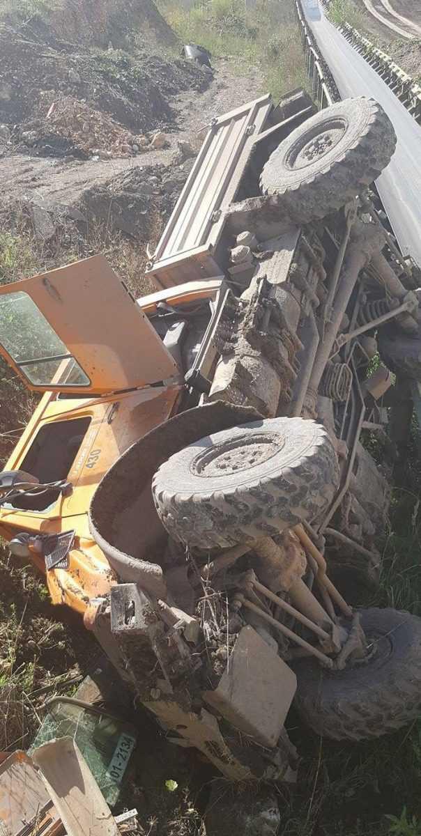 Εργατικό ατύχημα με 5 τραυματίες σήμερα στο Ορυχείο Νοτίου Πεδίου της ΔΕΗ στο 23ο χλμ. Κοζάνης - Πτολεμαΐδας
