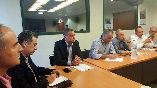 Θετικά τα νέα από τη συνάντηση με τον υπουργό Περιβάλλοντος και Ενέργειας Π. Σκουρλέτη-  Το αμέσως επόμενο διάστημα ο Υπουργός θα επισκεφθεί τη Δυτική Μακεδονία  μετά από πρόσκληση του Περιφερειάρχη