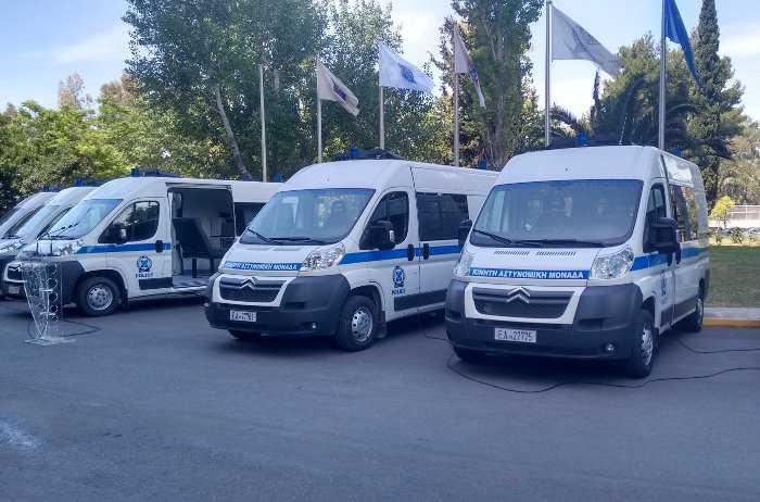 Αναλυτικά τα δρομολόγια των Κινητών Αστυνομικών Μονάδων για την επόμενη εβδομάδα (από 23-07-2018 έως 29-07-2018)