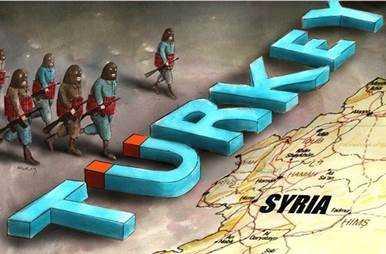 Η ασπίδα του Ευφράτη.  Η Συριακή πόλη al-Bab, οι οίκοι αξιολόγησης, οι 8 Τούρκοι στρατιωτικοί που κατέφυγαν στην Ελλάδα  και ο Κύπριος μουσουλμάνος Σενέρ Λεβέντ