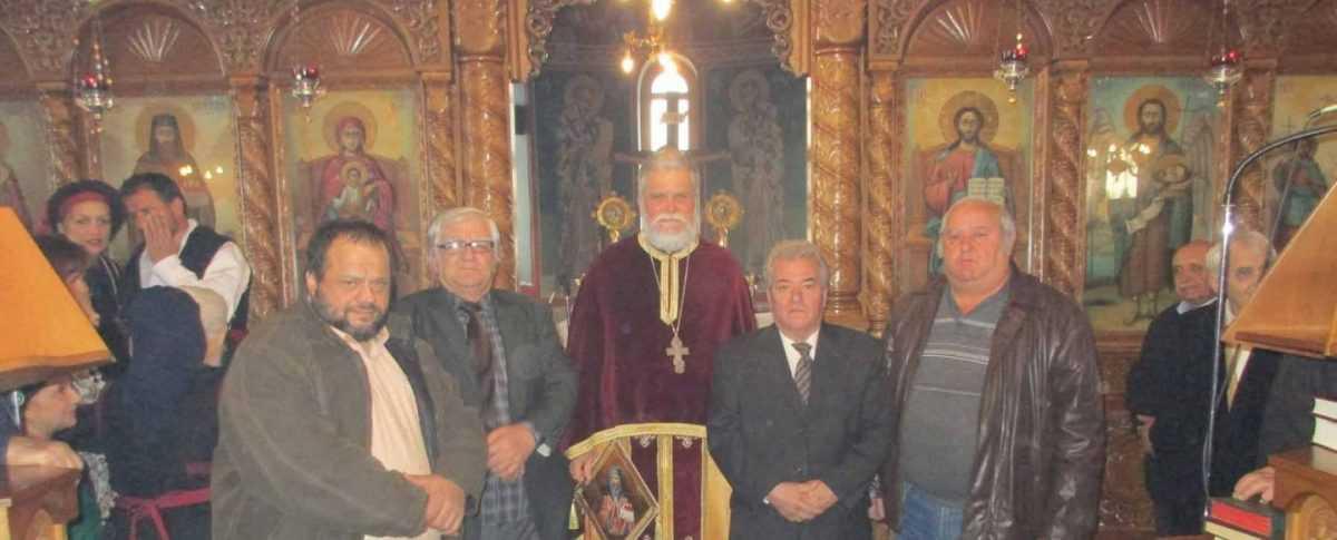 Παράδοση και παραλαβή Εκκλησιαστικού Συμβουλίου Ιερού Ενοριακού Ναού Αγίου Διονυσίου Βελβεντού - και Διαχειριστικής Επιτροπής Ι. Εξωκλησιού Αγίου Θωμά Βελβεντού.