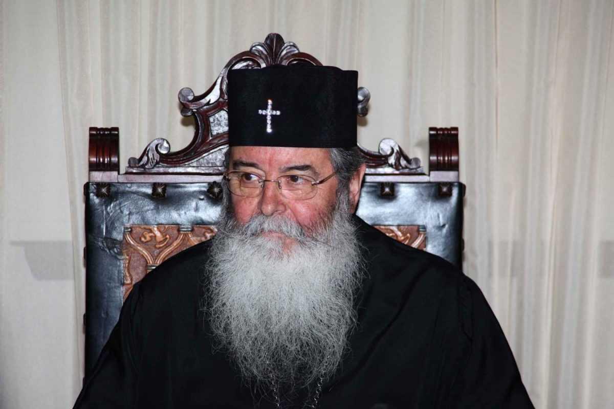 Ο Μητροπολίτης Σερβίων και Κοζάνης Παύλος στον Άγιο Βαραδάτο: «Η πίστη των προσφύγων της Μικρασίας να περάσει στις νεότερες γενιές»  του παπαδάσκαλου Κωνσταντίνου Ι. Κώστα