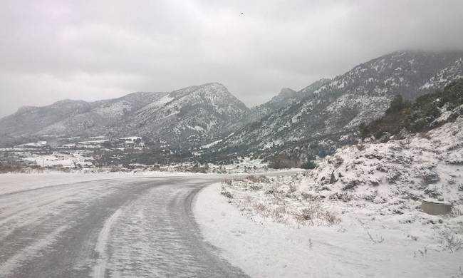 Ενημέρωση του Γραφείου Πολιτικής Προστασίας του δήμου Κοζάνης στους πολίτες για την αντιμετώπιση χειμερινών καιρικών φαινομένων