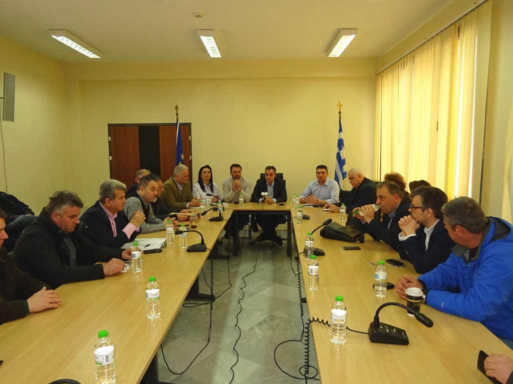 Έγινε η υπογραφή του Καταστατικού της Αγροδιατροφικής Σύμπραξης- Για προστασία της παραγωγής, ενίσχυση ποιότητας και εξωστρέφεια έκανε λόγο ο Περιφερειάρχης Δυτικής Μακεδονίας