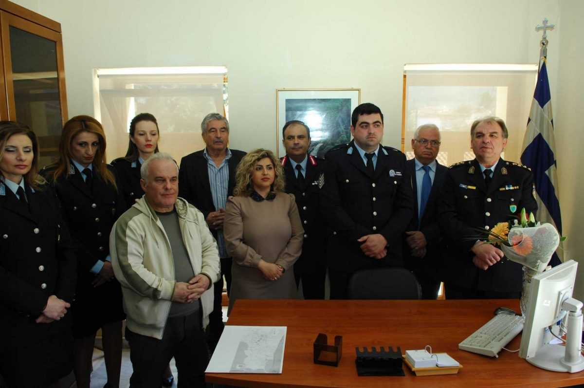 Έναρξη λειτουργίας του θεσμού του Τοπικού Αστυνόμου στη Δημοτική Κοινότητα Βελβεντού