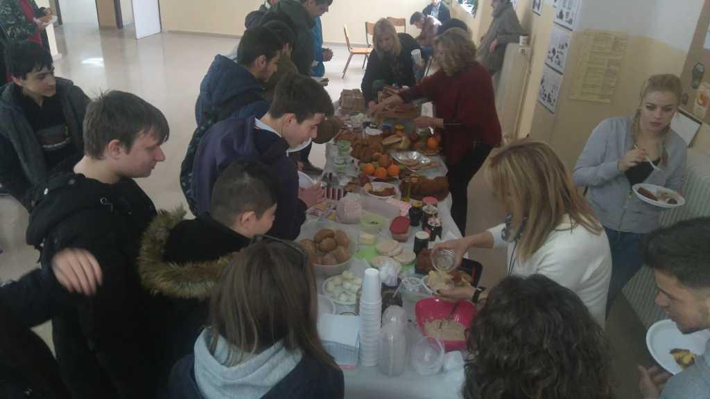 Εκδήλωση για τη σημασία του υγιεινού πρωινού στο ΕΠΑ.Λ Σερβίων