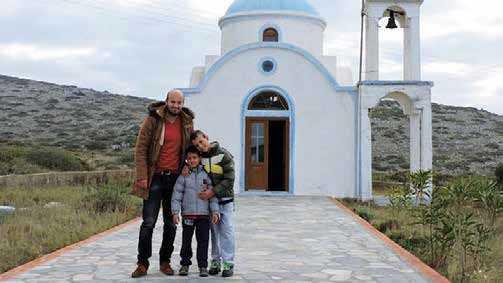 381 καί 2016: Κωνσταντινούπολις καί Κολυμπάρι  (Γράφει ὁ Φώτης Μιχαήλ, ἰατρός)