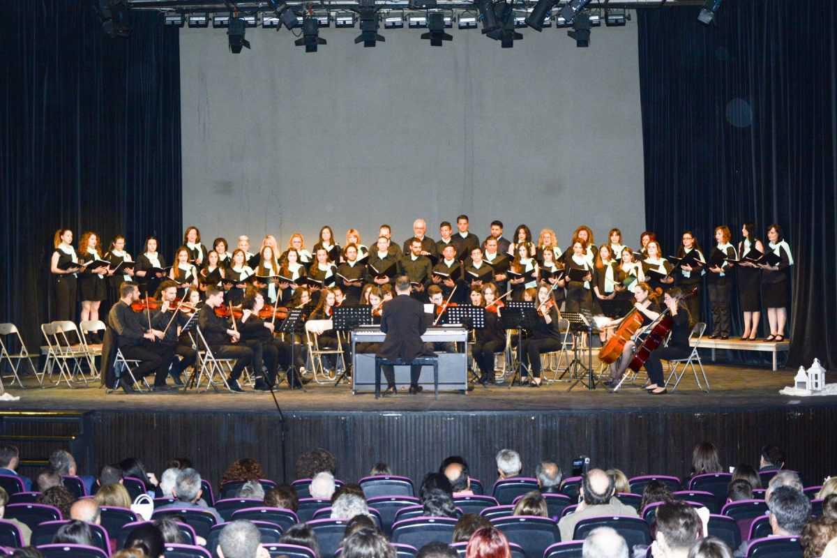 Απόλυτα επιτυχής η εαρινή συναυλία του Δημοτικού Ωδείου Κοζάνης