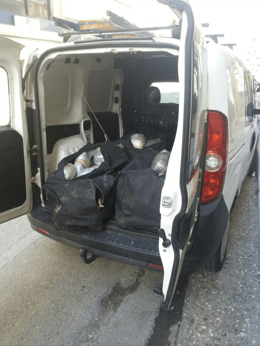 Συνελήφθη 29χρονος αλλοδαπός σε περιοχή της Καστοριάς για διακίνηση ποσότητας ακατέργαστης κάνναβης -98-κιλών και -210- γραμμαρίων