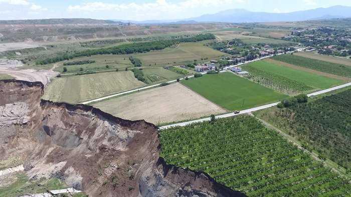 Για άλλη μια φορά η Δυτική Μακεδονία μετράει τις πληγές της!!!