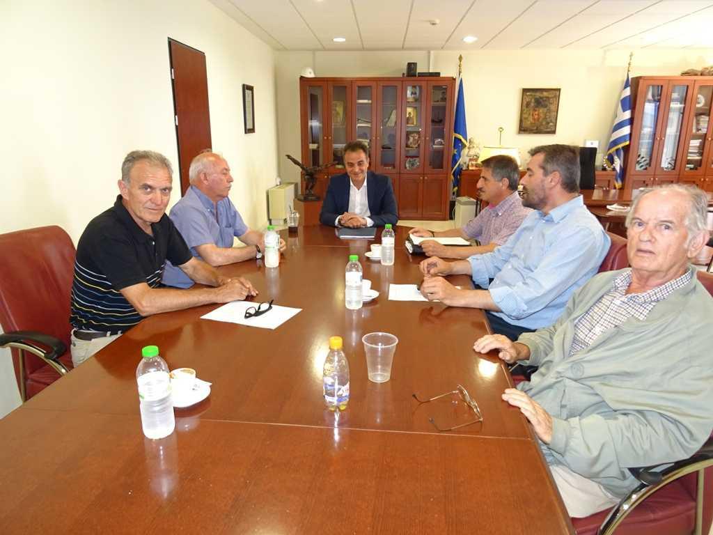 Περιφερειάρχης Θ. Καρυπίδης, στη συνάντηση με τους συλλόγους Πολυτέκνων: «Σε μια Ελλάδα που γερνάει οφείλουμε  να προσεγγίζουμε τα ζητήματα των πολυτέκνων με δικαιοσύνη»