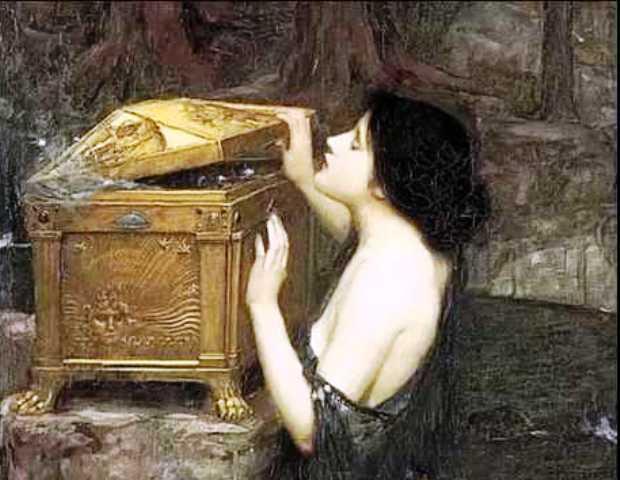 Το κουτί της «Πανδώρας»  (της Δήμητρας Καραγιάννη)