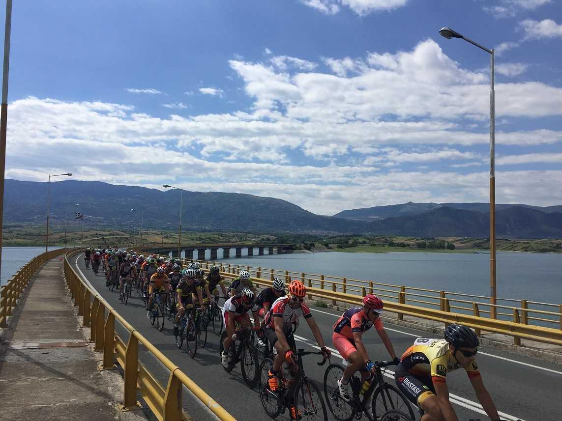 Πανελλήνιος Ποδηλατικός Γύρος Λίμνης Πολυφύτου: Μοναδική διαδρομή εξαιρετικός αγώνας